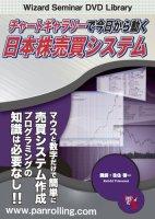 チャートギャラリーで今日から動く日本株売買システム